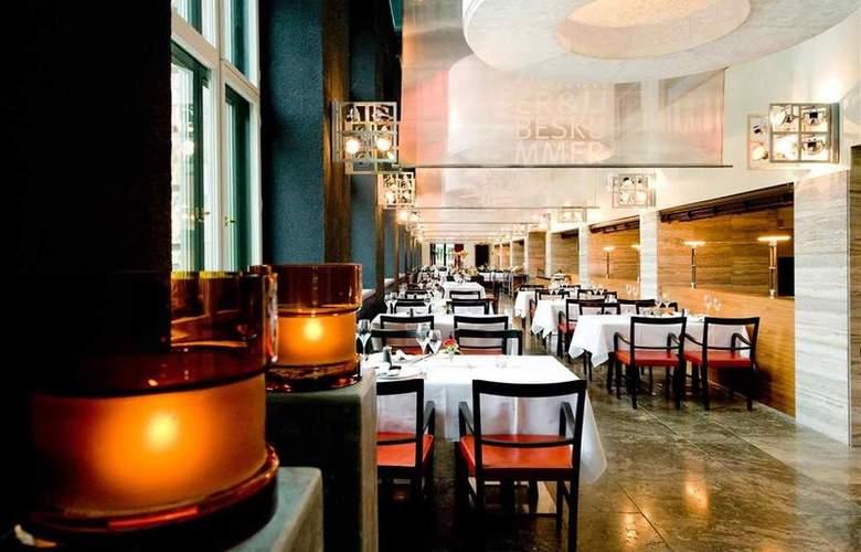 Sofitel Munich Bayerpost - Restaurant - 101