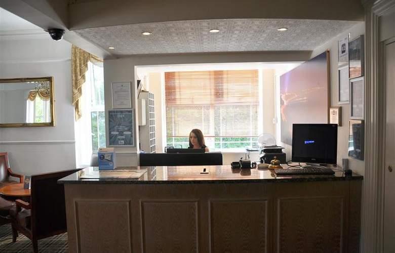 Best Western Montague Hotel - Hotel - 72