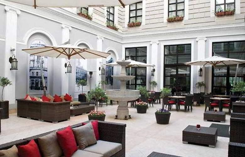 Tbilisi Marriott Hotel - Terrace - 6