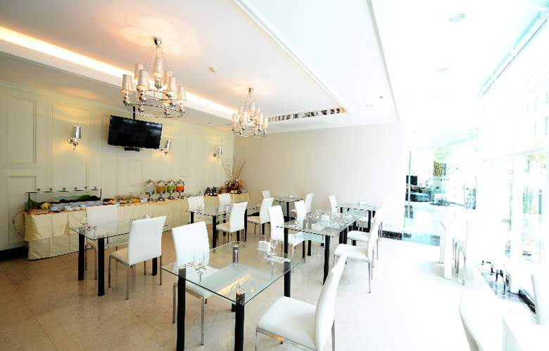 Bless Residence - Restaurant - 10
