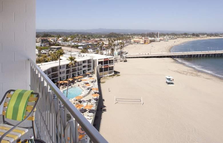 Santa Cruz Dream Inn - Beach - 5