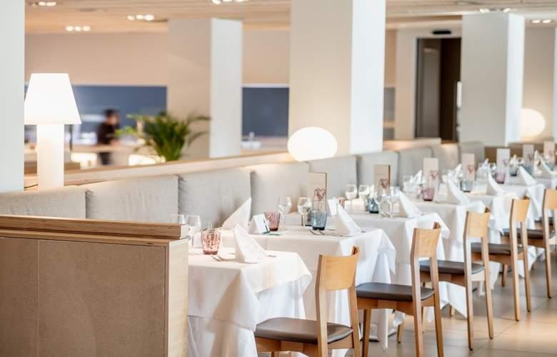 Aqua Silhouette & SPA - Restaurant - 6