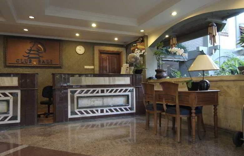 Club Bali Suites @ Jayakarta Bali - General - 8