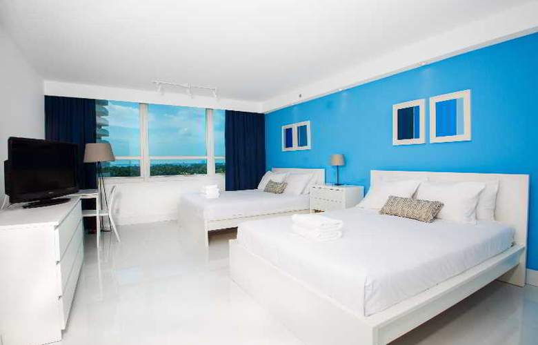 Design Suites Miami Beach - Room - 5