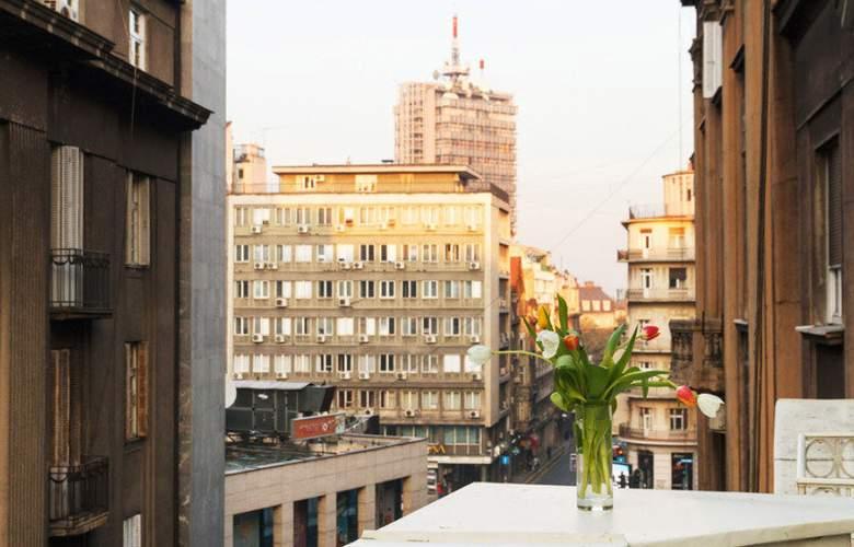 Romantic CENTRAL Apartment @ TERAZIJE SQUARE! - Terrace - 47