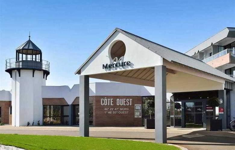 Cote Ouest Thalasso & Spa Les Sables d'Olonne - Hotel - 0
