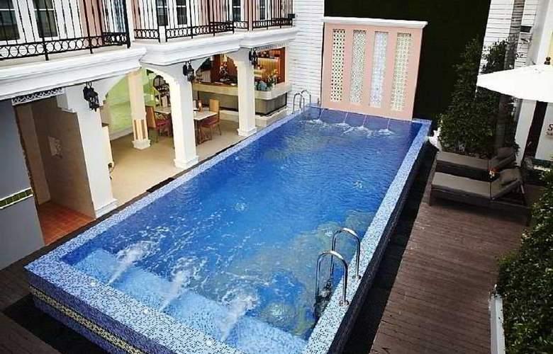 Salil Hotel Sukhumvit Soi Thonglor1 - Pool - 7
