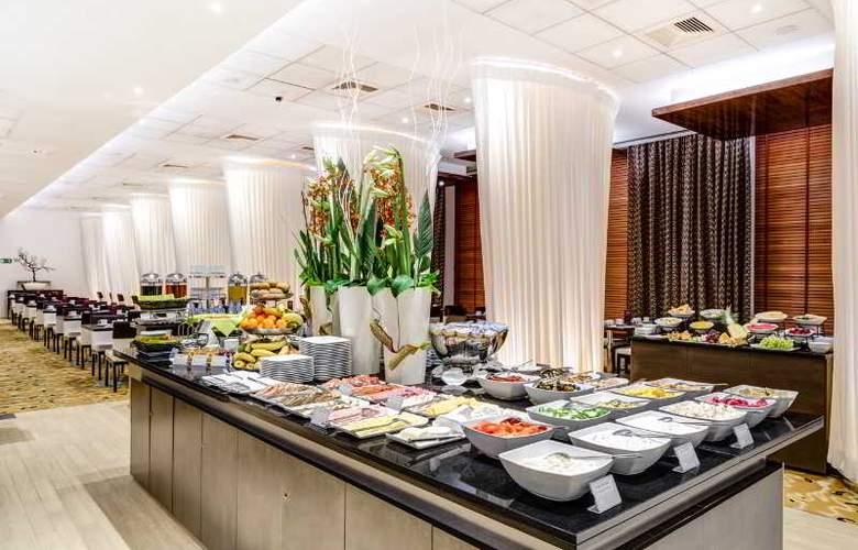 Mercure Warszawa Grand - Restaurant - 50