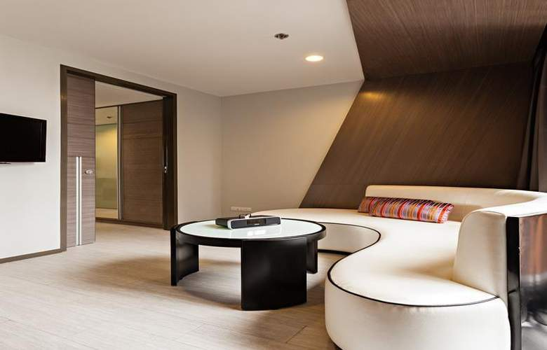 Best Western Premier Sukhumvit - Room - 24