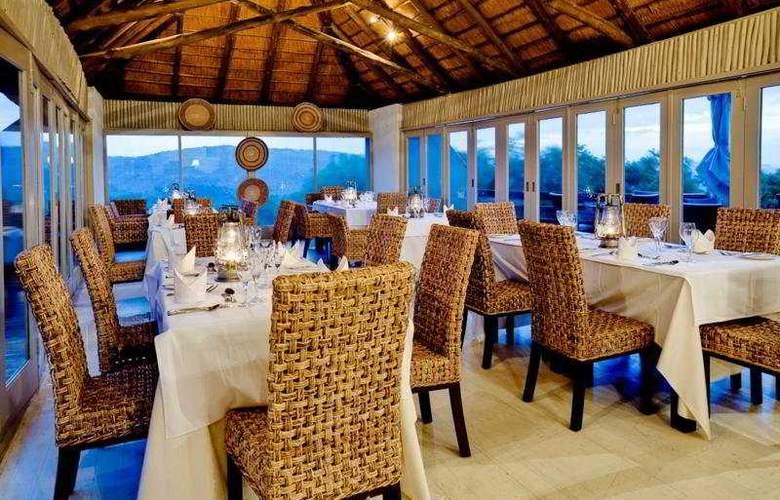 Bongani Mountain Lodge - Restaurant - 4