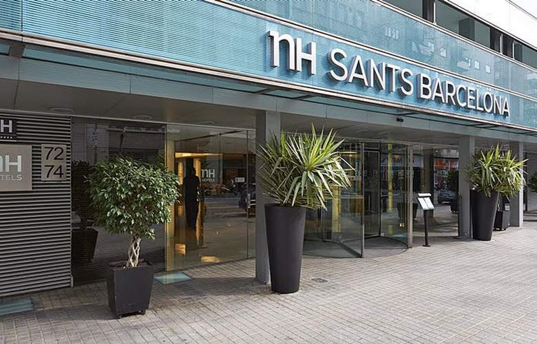 NH Sants Barcelona - Hotel - 0