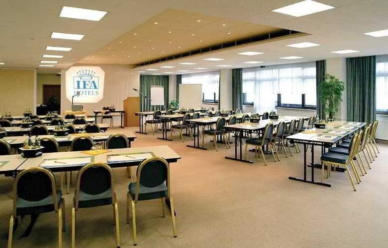 IFA Schöneck Hotel & Ferienpark - Conference - 4
