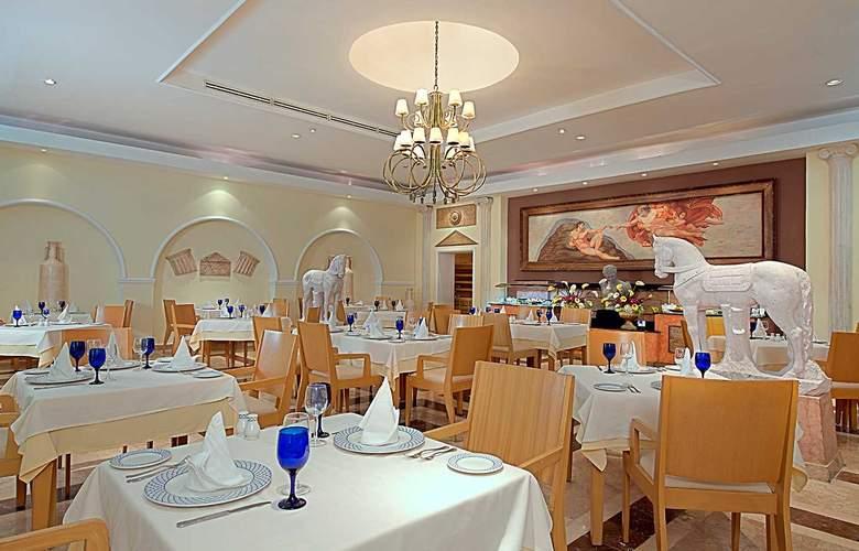 Royal Level at Occidental Cozumel - Restaurant - 6
