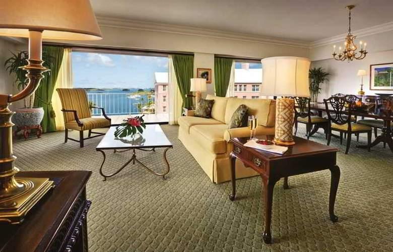 Hamilton Princess & Beach Club - Room - 15