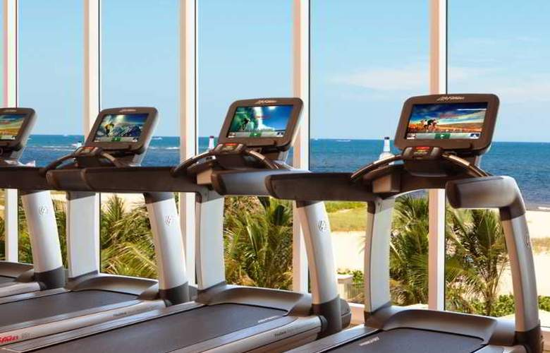 Fort Lauderdale Marriott Pompano Beach Resort & Spa - Sport - 20