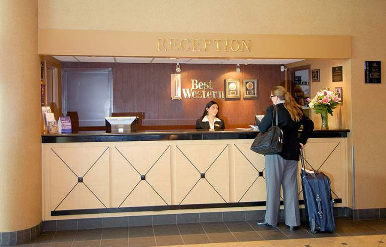 Best Western Plus Downtown Vancouver - Hotel - 0