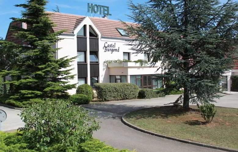 Castel Burgond - Hotel - 0