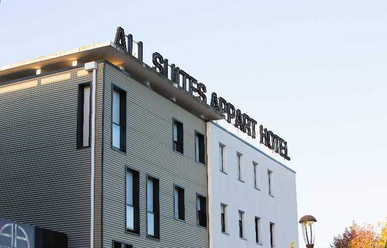 All Suites Appart Hotel Pau - General - 1