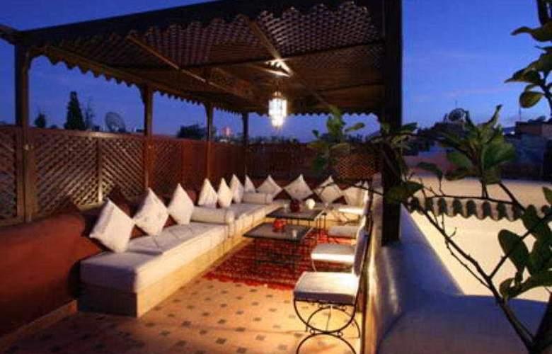 Riad La Croix Berbere - Terrace - 10