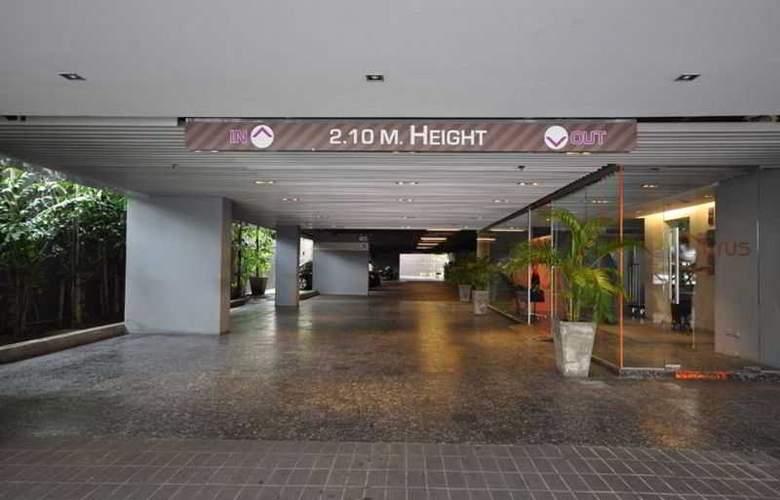 Citrus Sukhumvit 22 - Hotel - 2