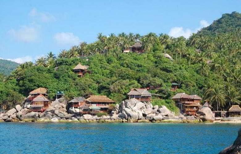 Charm Churee Villa Rustic Resort & Spa - Beach - 5