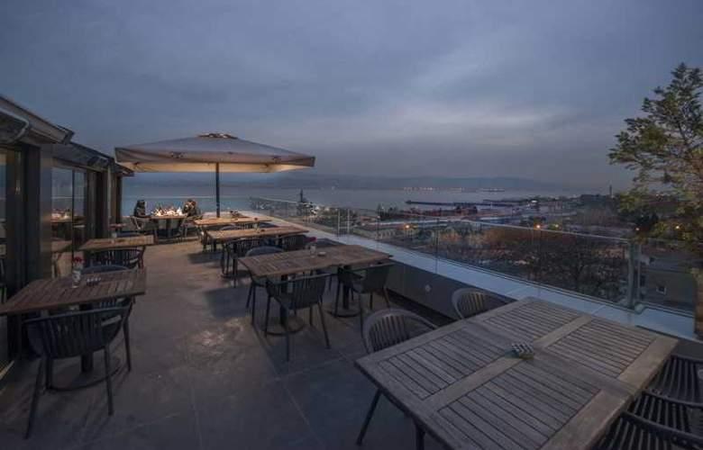 Wes Hotel - Restaurant - 35