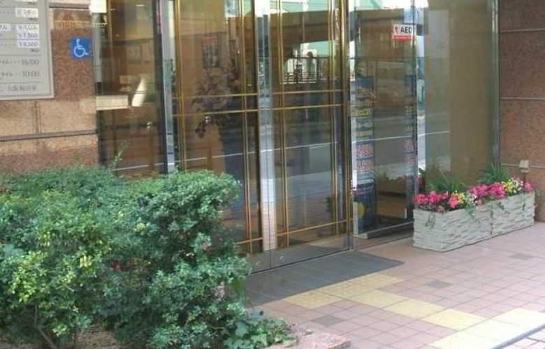 Toyoko Inn Osaka Umeda Higashi - Hotel - 5