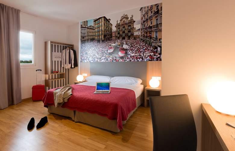 Hostal Pamplona - Room - 1