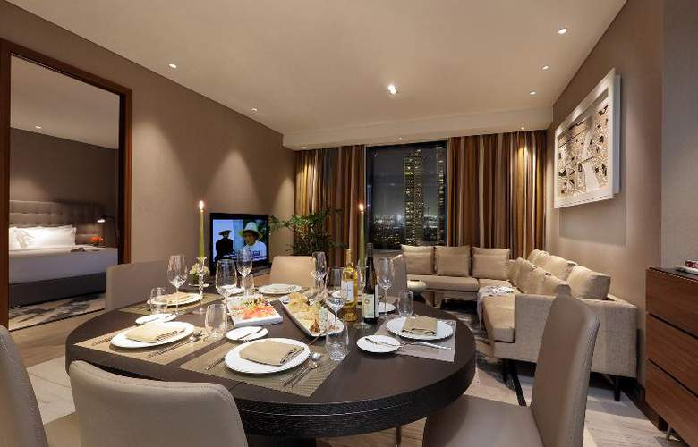 Makati Diamond Residences - Room - 10