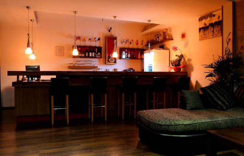 Ahar Hotel - Bar - 4