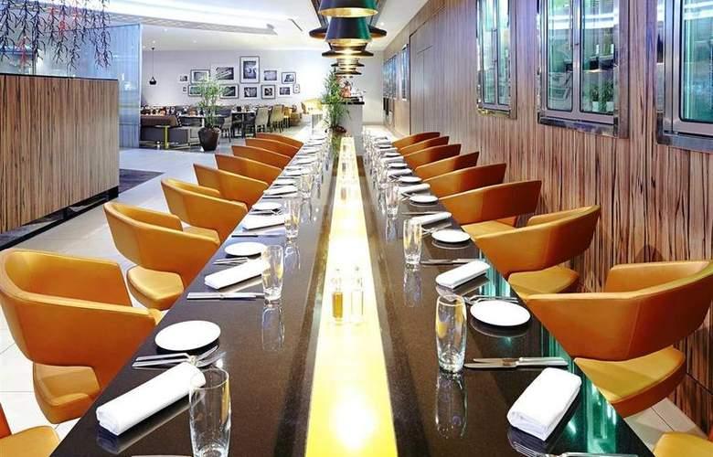 Novotel London West - Restaurant - 18