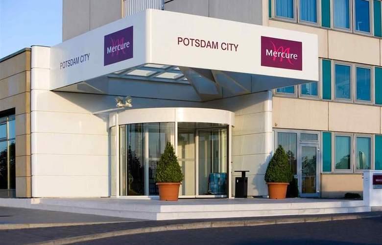 Mercure Hotel Potsdam City - Hotel - 36