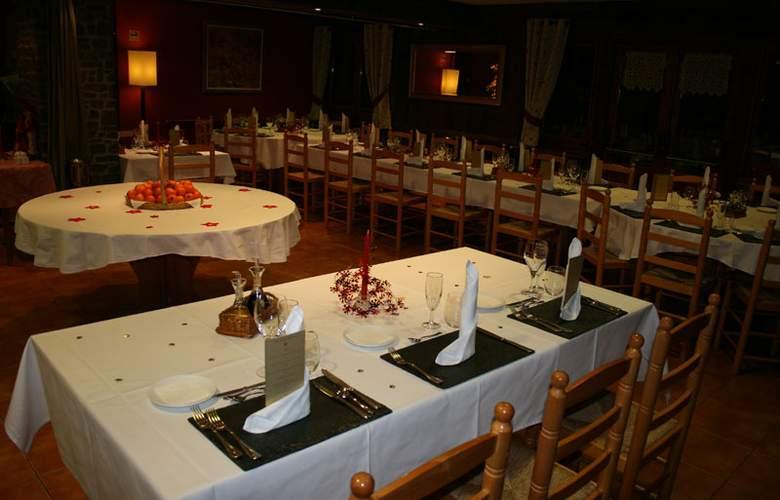 Hotel Restaurant Camp del Serrat - Restaurant - 3
