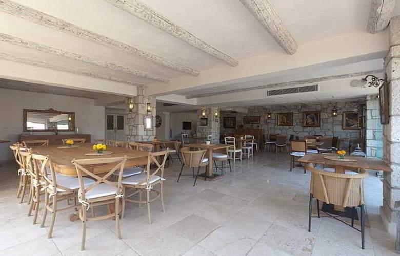 Kapari Hotel - Restaurant - 10