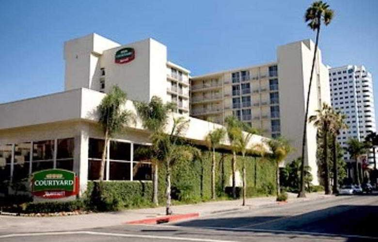 Courtyard by Marriott Long Beach - Hotel - 0