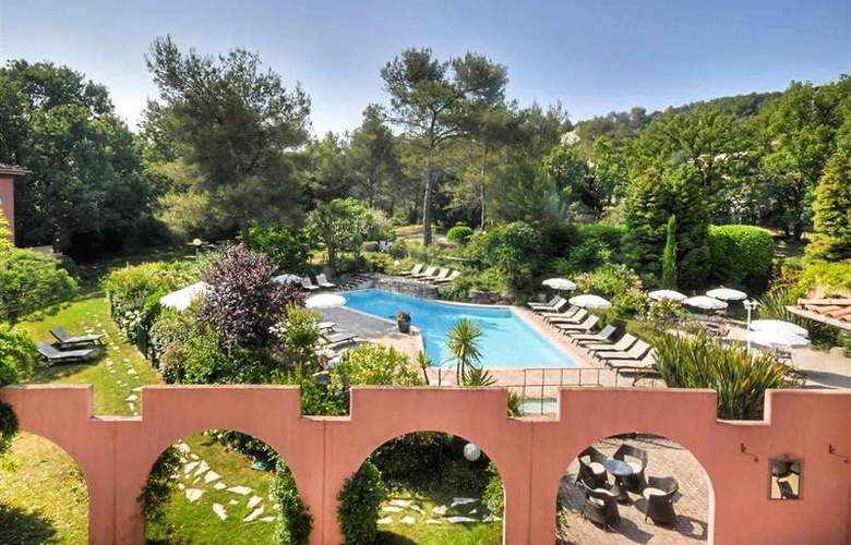 Mercure Antibes Sophia Antipolis - Hotel - 38