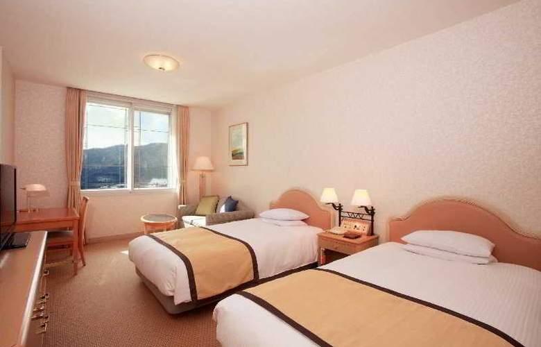 Palace Hotel Hakone - Hotel - 9