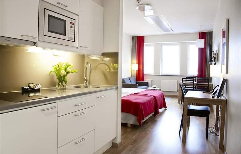 Best Western Plus Hotel Mektagonen - Room - 69