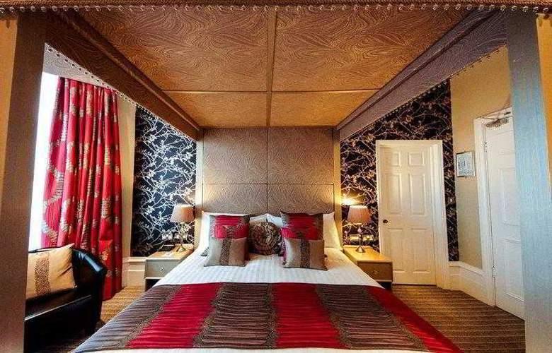 Best Western York House - Hotel - 10