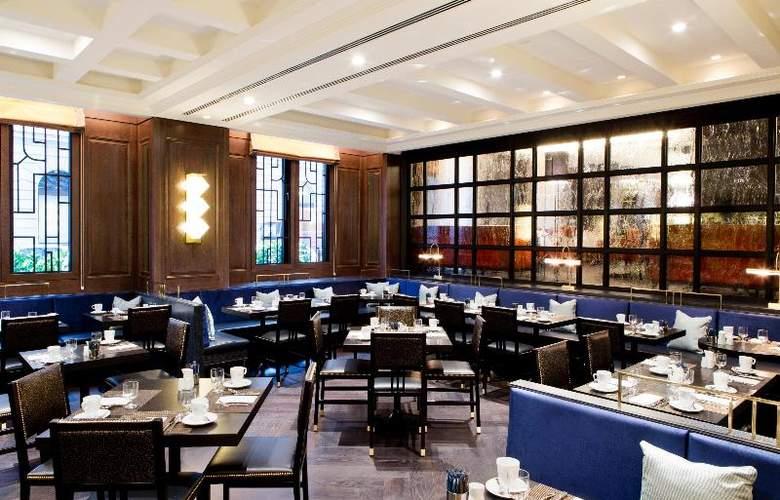 Hilton Vienna Plaza - Restaurant - 15