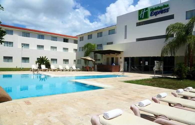 Holiday Inn Express Playacar - Pool - 26