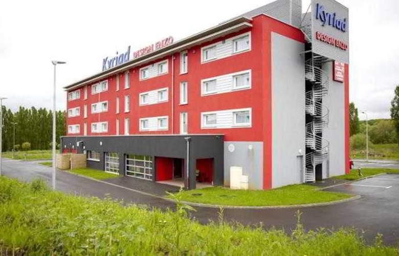 Kyriad Design Enzo Thionville - Hotel - 3