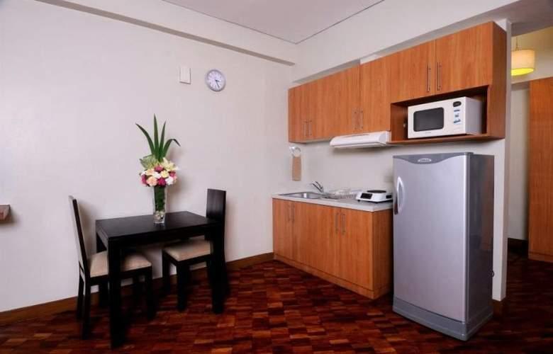 The Malayan Plaza Hotel - Room - 10