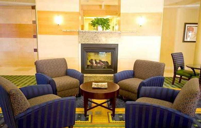 SpringHill Suites Hagerstown - Hotel - 12