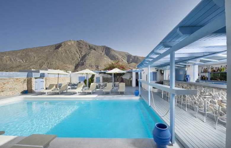 Amelie Santorini Hotel - Pool - 2