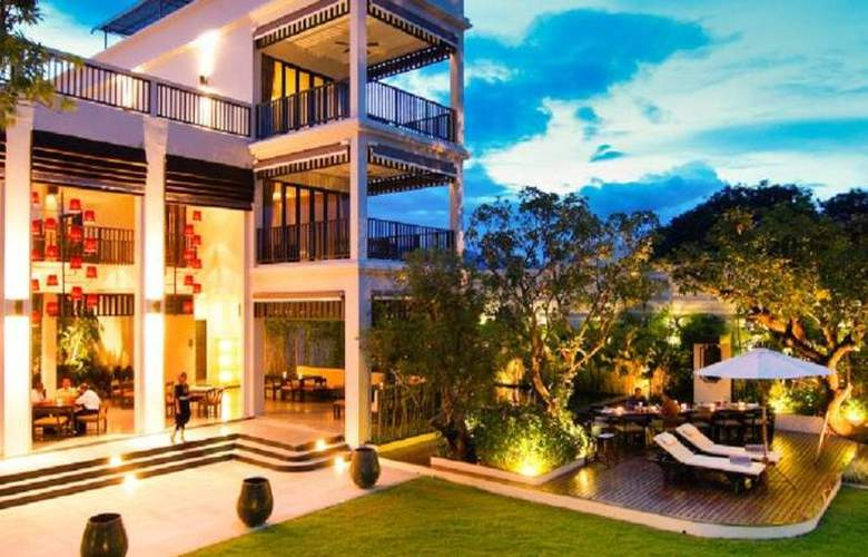 Aruntara Riverside Boutique Hotel Chiang Mai - Hotel - 11