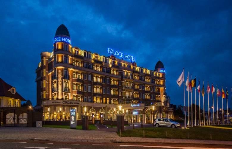 Radisson Blu Palace, Noordwijk-aan-zee - Hotel - 2