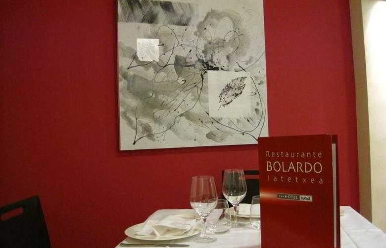 Sercotel Naval - Restaurant - 17