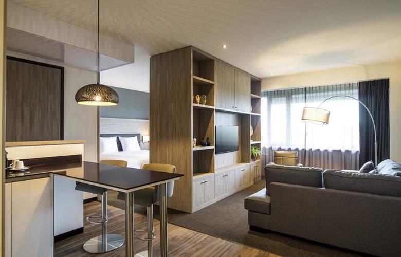 Adagio Amsterdam City South - Room - 2
