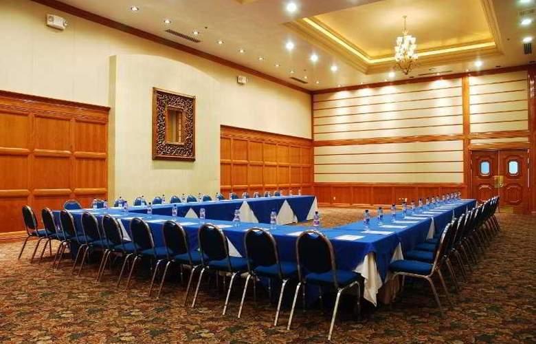 Howard Johnson Royal Garden Reynosa - Conference - 6